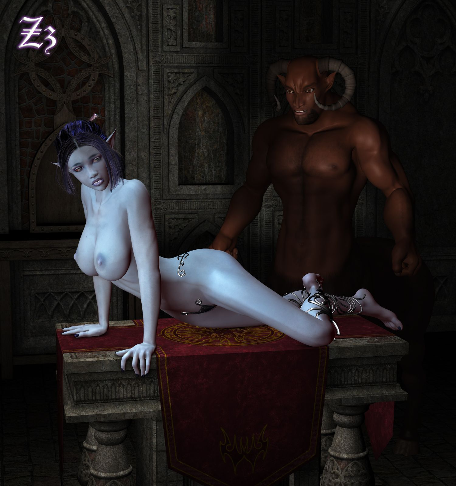 Pale skinned elves pic porn pics nude pictures