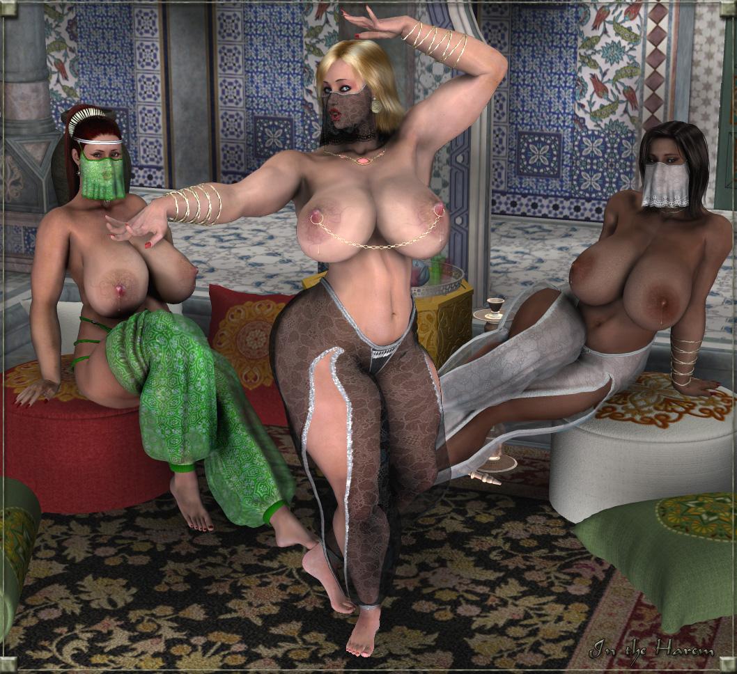 Гаремы шейхов порно смотреть
