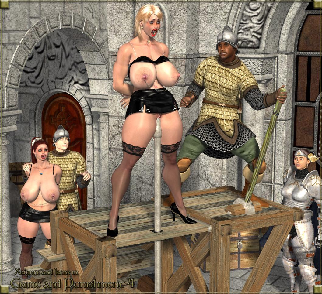 Онлайн средневековая шлюха