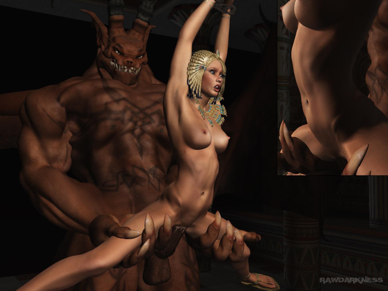 Demon hentia moves pornos image