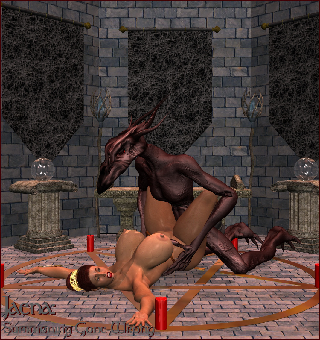 Demon cock pictures porn clips