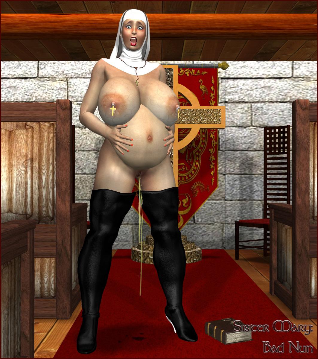 3d nuns porn picture pron gallery