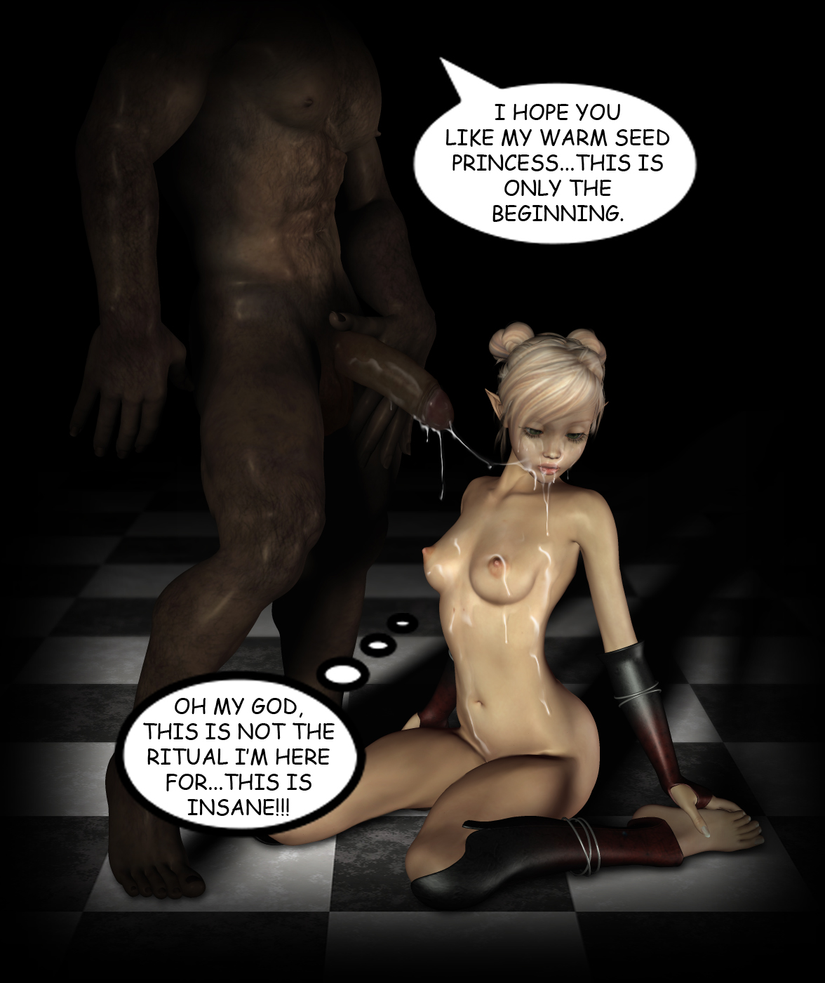 3d monster stories free gallery xxx picture
