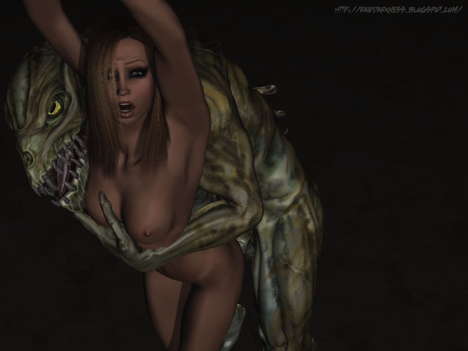 Animated male human female monsters sex anime download